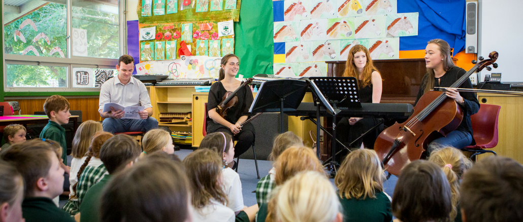 Chamber Music in Schools