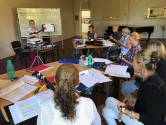 Music and Literacy Workshop