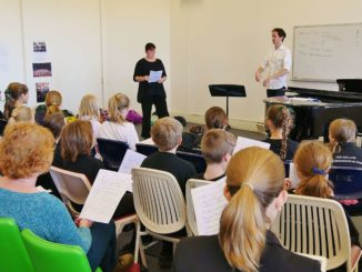 Luke Byrne Choral Conductors Workshop