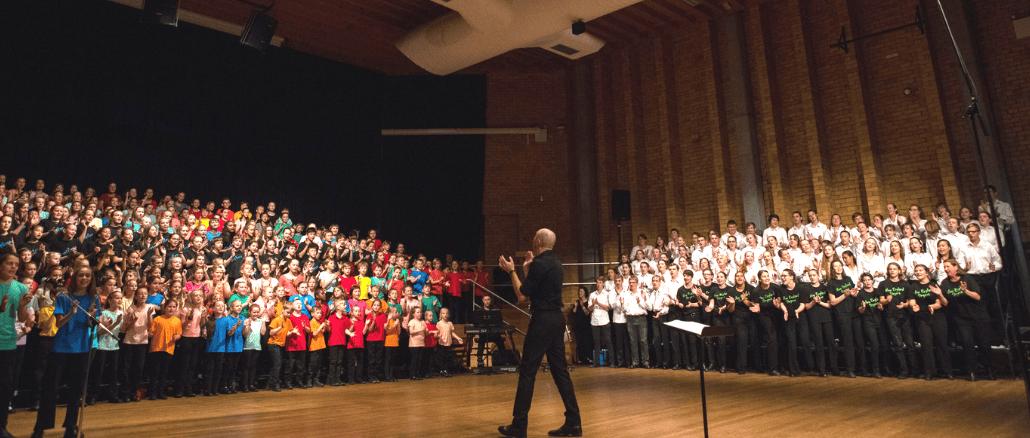New England Sings 2018 Report New England Conservatorium Of Music