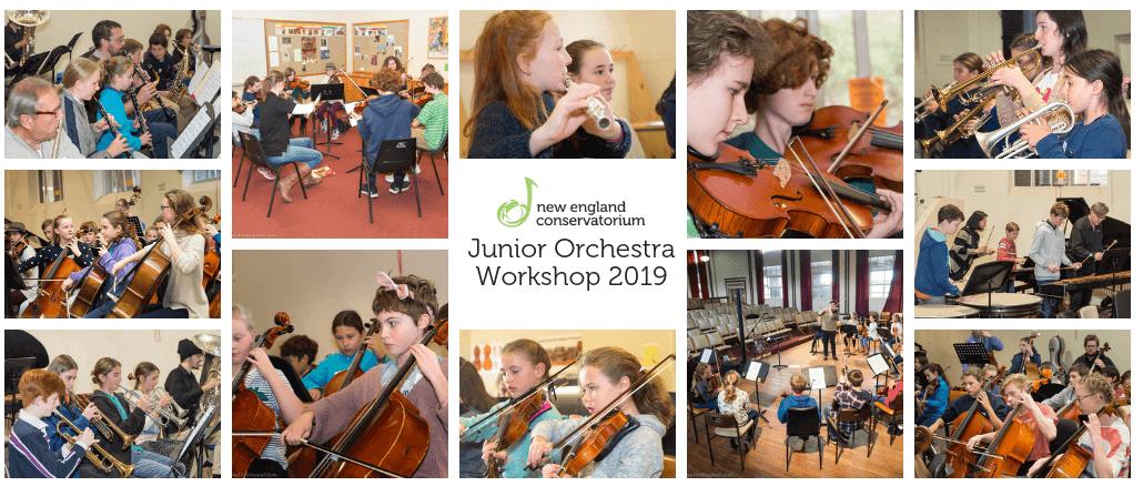 Junior Orchestra Workshop 2019