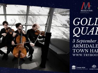 Goldmund Quartet Banner image