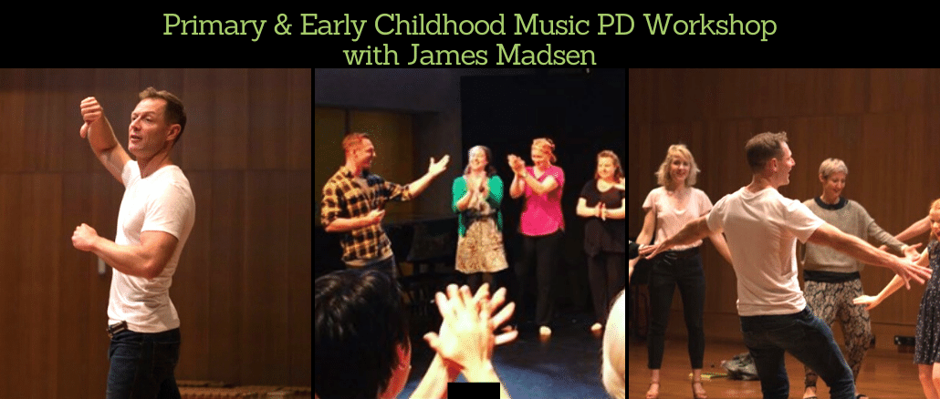Primary & Early Childhood Music Workshop